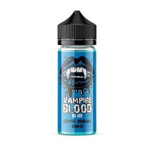 BLUE 100ML E LIQUID BY VAMPIRE BLOOD
