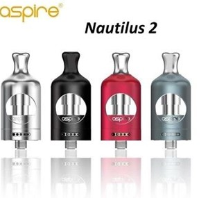 ASPIRE NAUTILUS 2 TANK 2ML TOP FILL