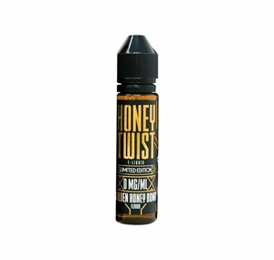 GOLDEN HONEY BOMB 50ML E-LIQUID BY TWIST LIQUIDS