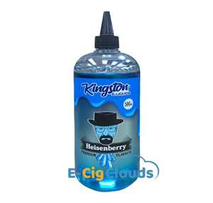 HEISENBERRY 500ML E-LIQUID BY KINGSTON