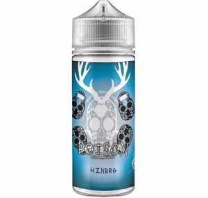 HZNBRG 100ML E-LIQUID BY POISON