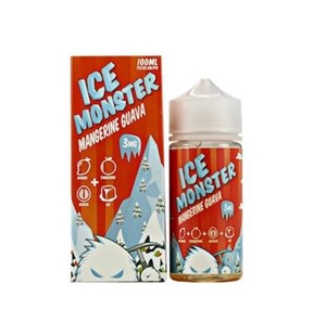 MANGERINE GUAVA E LIQUID 100ML ICE MONSTER