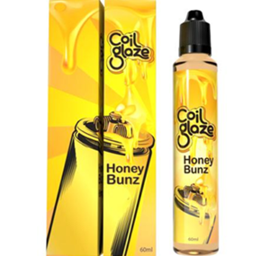 HONEY BUNZ E-LIQUID 50ML BY COIL GLAZE