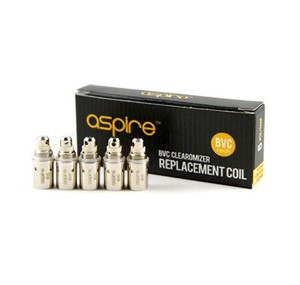 ASPIRE BVC COILS ( 5 PACK )