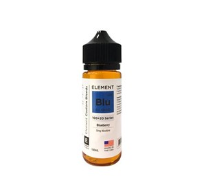 BLUEBERRY 100ML E LIQUID BY ELEMENT