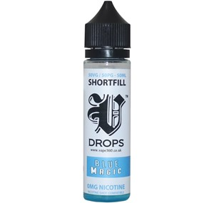 BLUE MAGIC 50ML E LIQUID V DROPS