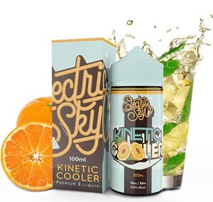 KINETIC COOLER 100ML E-LIQUID BY ELECTRIC SKY CO