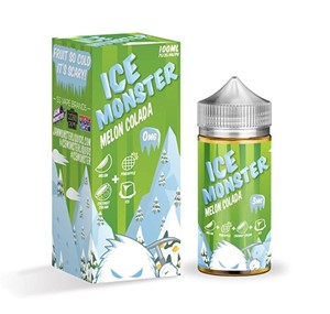 MELON COLADA E LIQUID 100ML ICE MONSTER
