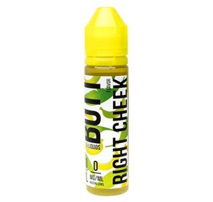 RIGHT CHEEK 50ML E-LIQUID BY BANANA BUTT