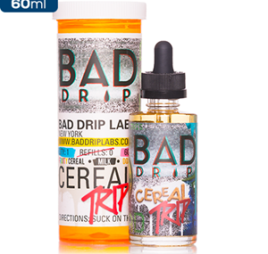 CEREAL TRIP E-LIQUID 60ML BY BAD DRIP