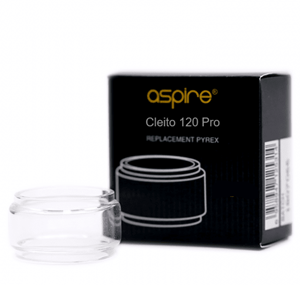 ASPIRE CLEITO 120 PRO BULB REPLACEMENT GLASS