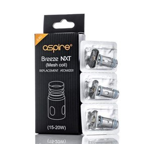 ASPIRE BREEZE NXT COILS (3 PACK)