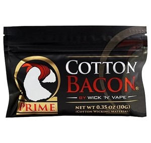 PRIME COTTON BACON WICK N WAPE
