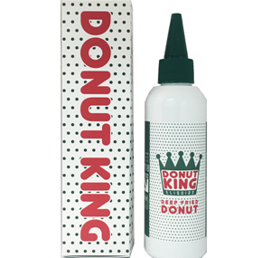 DEEP FRIED DONUT 80ML E-LIQUID BY DONUT KING