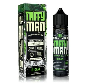 TAFFY MAN BIG APL 50ML E LIQUID TRILL CLASSIX