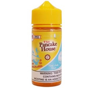 THE PANCAKE HOUSE (FRENCH VANILLA STACKS) 100ML E LIQUID