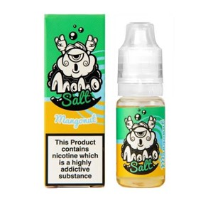 MANGONUT NIC SALT 10ML BY MOMO SALTS