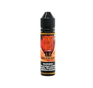 MANGO CREAM DREAM 50ML E-LIQUID BY TWIST LIQUIDS