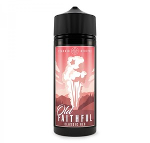 CLASSIC RED (OLD FAITHFUL) 100ML E LIQUID BY THE YORKSHIRE VAPER
