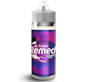 DR FROSTS REMEDY 100ML E-LIQUID BY DR FROST