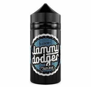 JUST JAM BISCUIT (BLUEBERRY) 100ML E LIQUID BY JUST JAM