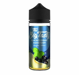 BLACKCURRANT HONEYDEW 100ML E LIQUID BY THE BIG TASTY