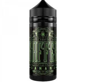 BANANA E LIQUID 100ML THE GAFFER