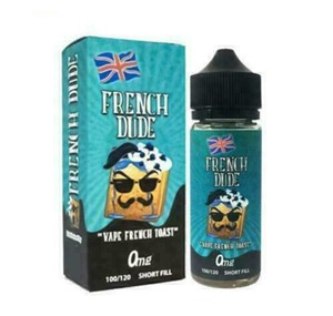 FRENCH DUDE ORIGINAL 100ML E-LIQUID BY VAPE BREAKFAST CLASSICS