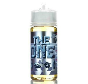 DONUT CEREAL BLUEBERRY MILK 100ML E LIQUID THE ONE BY BEARD VAPE CO
