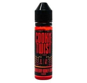 STRAWBERRY HONEY GRAHAM 50ML E-LIQUID BY TWIST LIQUIDS
