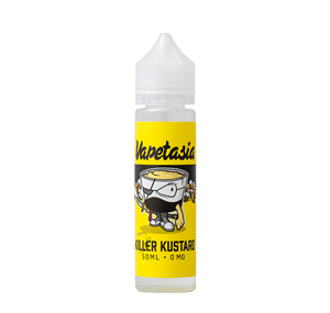 KILLER KUSTARD ORIGINAL 50ML E LIQUID BY VAPETASIA